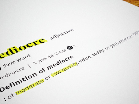 Complacency Breeds Mediocrity: Break The Mold With Video Marketing