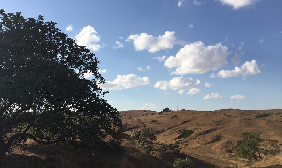 The Qara mountains