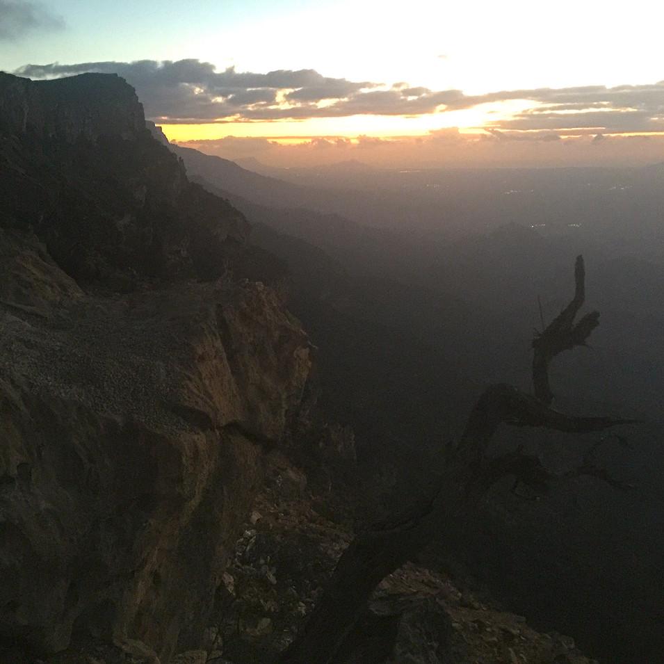 Qara mountain range