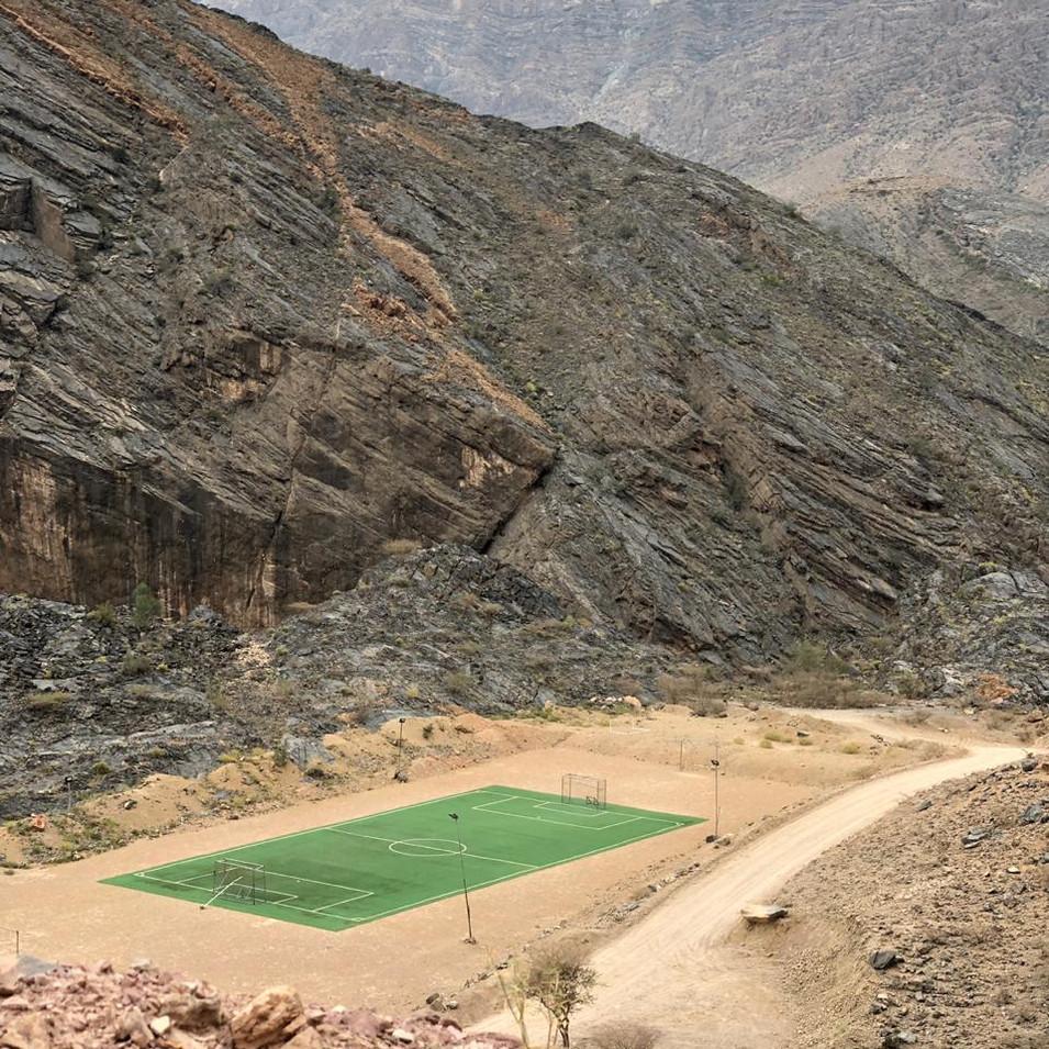 Muscat Area