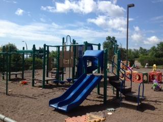 Coppertop Playground