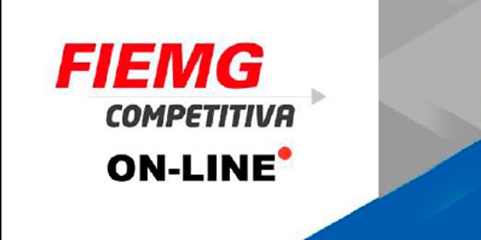 Programa FIEMG Competitiva Online – Novas assessorias disponíveis