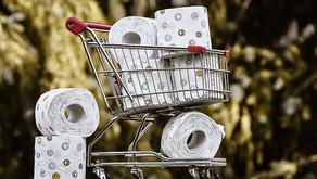 Avanço da variante delta leva à nova corrida por papel higiênico nos EUA