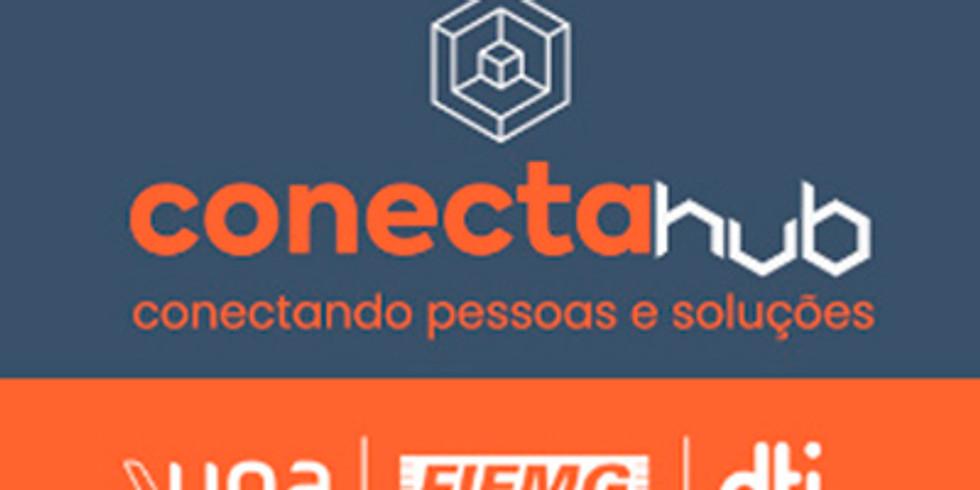 Desafio Conecta Hub - inscrições até o dia 13/08