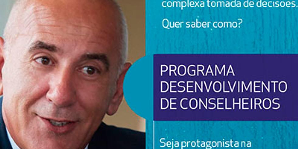 Programa Desenvolvimento de Conselheiros - IEL   Inscrições abertas