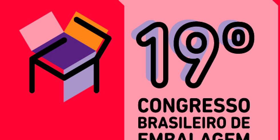 19º Congresso Brasileiro de Embalagem ABRE - Aproveite os valores promocionais até 31/08