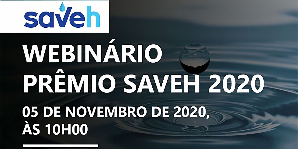 Webinário Eficiência Hídrica e Prêmio Saveh 2020