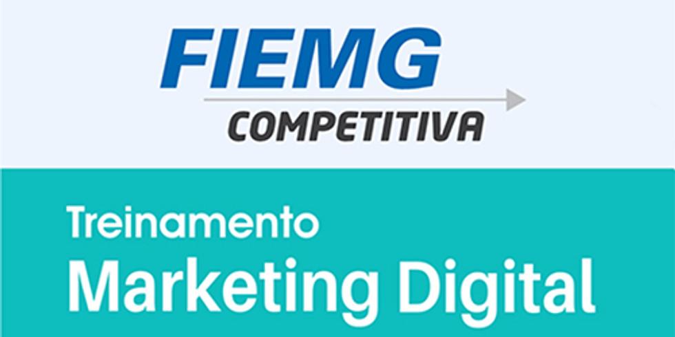 FIEMG Competitiva - Treinamento de Marketing Digital