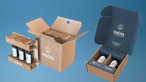 Smurfit Kappa lança portfólio para embalagens de e-commerce de garrafas