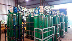 FIEMG mobiliza empresários para doação e empréstimo de cilindros para oxigênio