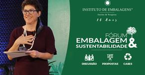 Fórum Embalagem & Sustentabilidade aponta soluções para reduzir o impacto ambiental das embalagens