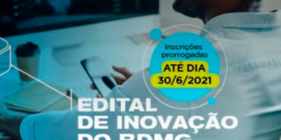 Edital de Inovação do BDMG - linhas de crédito