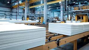 Indústria de papel e celulose deve registrar superávit de US$ 10 bilhões em 2021
