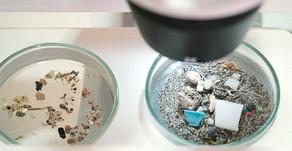 Estima-se que mais de 14 milhões de toneladas de plástico estejam no fundo oceânico