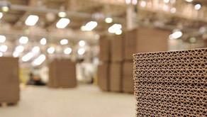 Expedição de papelão ondulado totalizou 337.081 toneladas em novembro de 2020