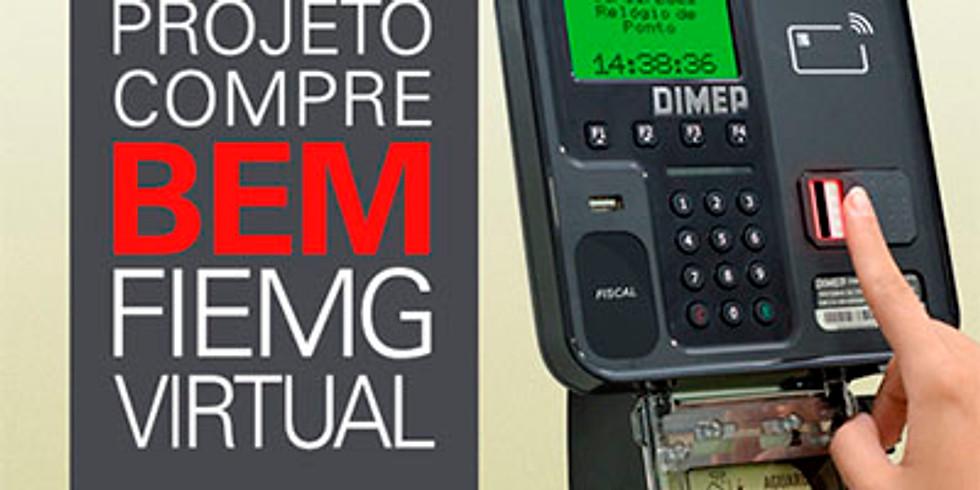 Projeto Compre Bem FIEMG: DIMEP SISTEMAS