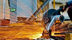 Produção industrial de Minas Gerais recua 0,9% em abril
