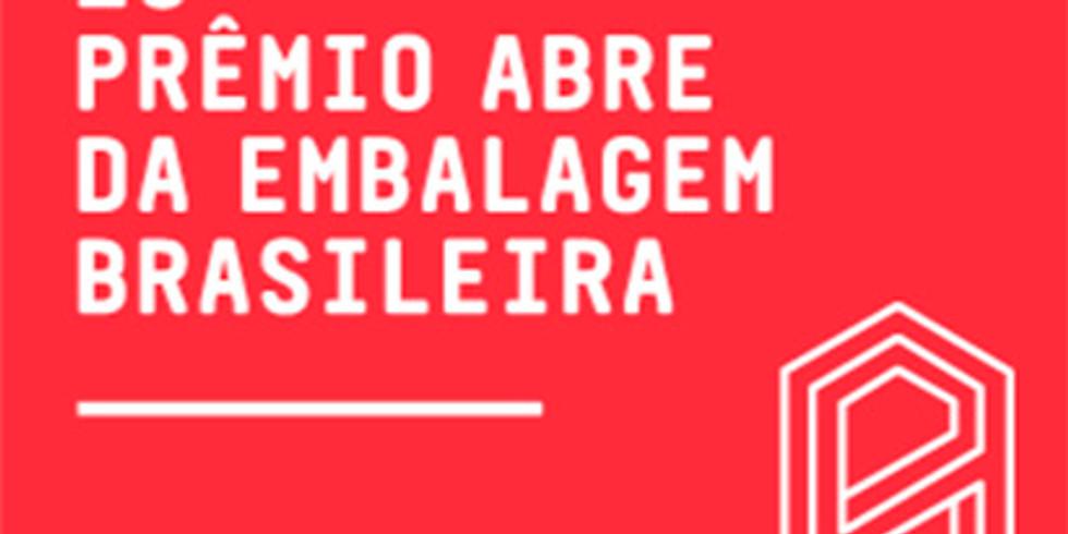 Cerimônia do 20º Prêmio ABRE da Embalagem Brasileira - 2020