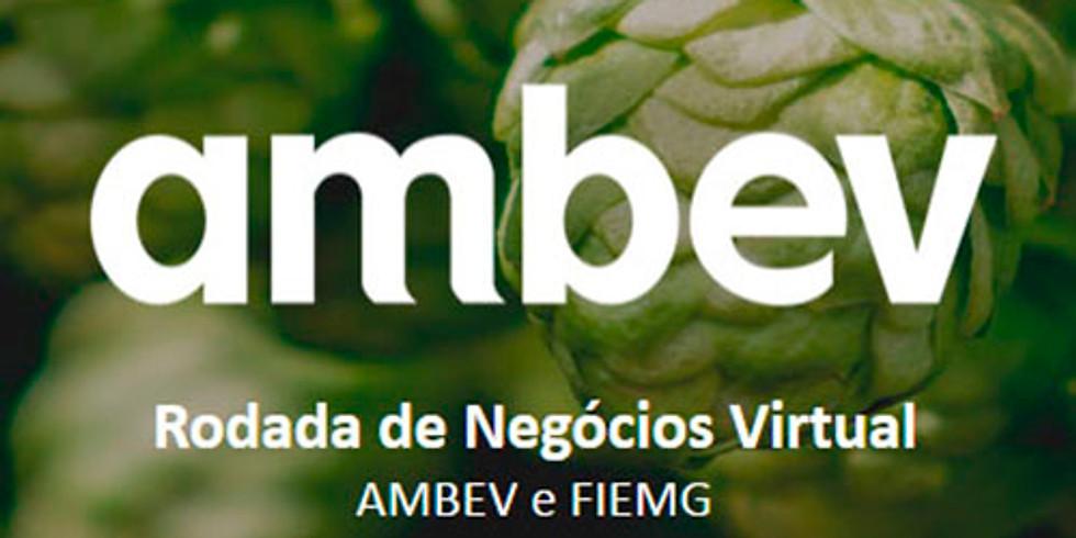 Rodada de Negócios Virtual | AMBEV e FIEMG - Identificação de Fornecedores