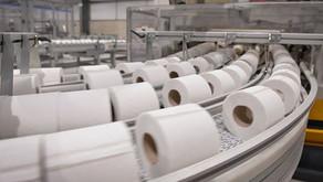 Maior demanda por papel tissue aumenta exportações de celulose na Argentina