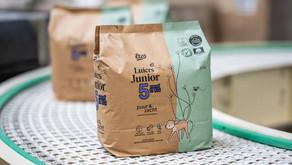 Drylock apresenta embalagem de fraldas em saco de papel