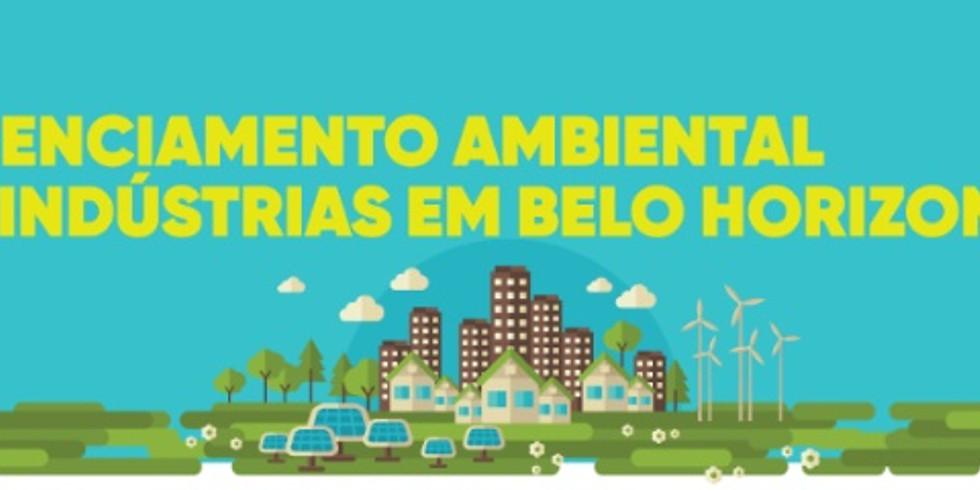 Licenciamento Ambiental de indústrias em BH é tema de live