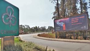 CENIBRA realiza campanha contra Incêndios Florestais