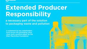 Chamada global lançada para responsabilidade estendida do produtor por embalagens