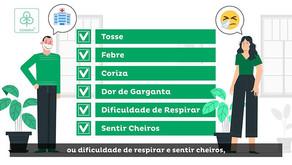 CENIBRA investe no combate à discriminação de pacientes da pandemia de coronavírus - Covid-19