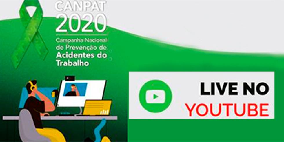 INFORMAR I CANPAT 2020 - Live Nova Norma Regulamentadora nº 07