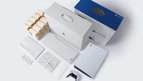 PlayStation 5 apresenta embalagem totalmente reciclável