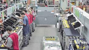Indústria mineira registra aumento na produção e postos de trabalho