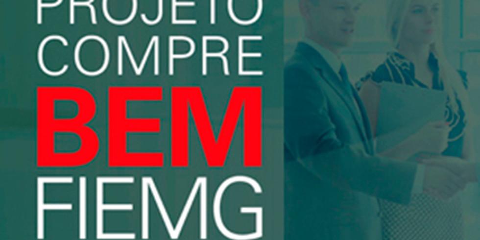 Projeto Compre Bem FIEMG - GERDAU Busca de Novos Fornecedores