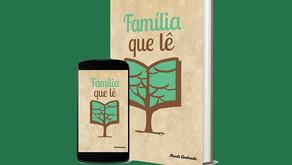 Projeto de Incentivo à Leitura disponibiliza e-book gratuito