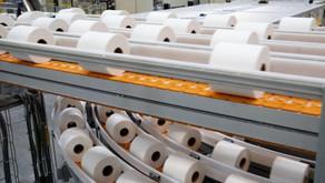 Portugal se torna um grande exportador de tissue na Europa