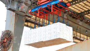 Exportações do setor florestal superam US$ 4 bilhões