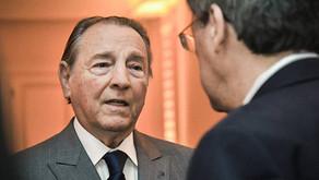 Morre Armando Klabin, presidente do conselho de administração da empresa