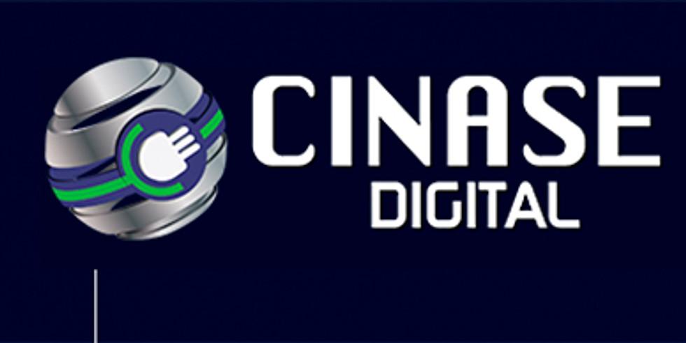 CINASE Digital - Você, do setor elétrico, não pode ficar de fora