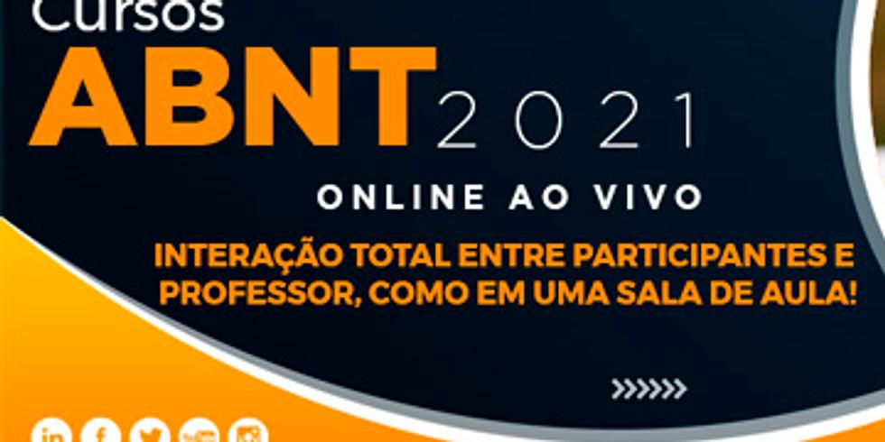 ABNT - Próximas Turmas 2021 - ONLINE (ao vivo) - maio e junho/2021  (1)