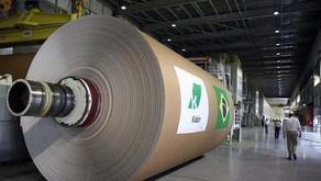 Klabin tem lucro de R$ 421 milhões no primeiro trimestre