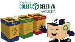Programa de coleta seletiva da Paraibuna Embalagens