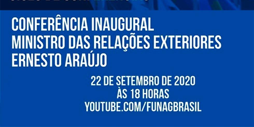 Ciclo de Conferências: A Nova Política Externa Brasileira