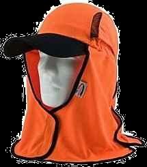Kalahari Hi-Vis Orange Headwear