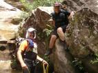 Canyonning Du Faur Creek