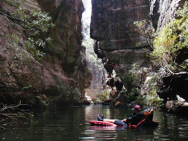 Wollangambe Gorge