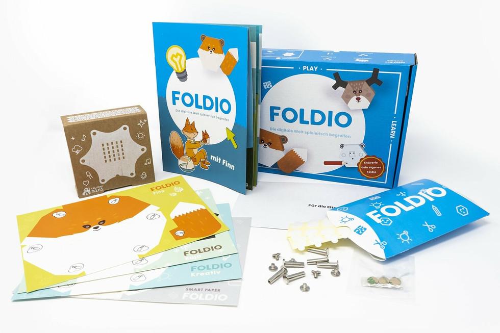 Foldio product illustrations