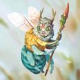 Bumblebee fighter