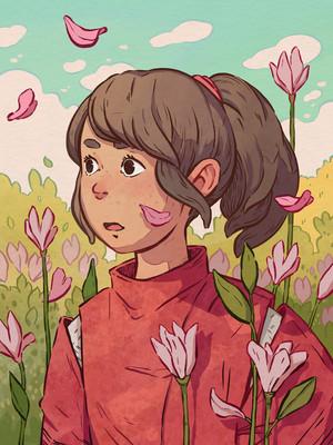 Chihiro (Spirited away)