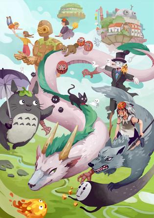 Ghibli Medley