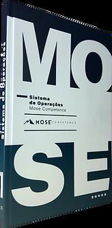Caderno de anotações - MOSE Competence